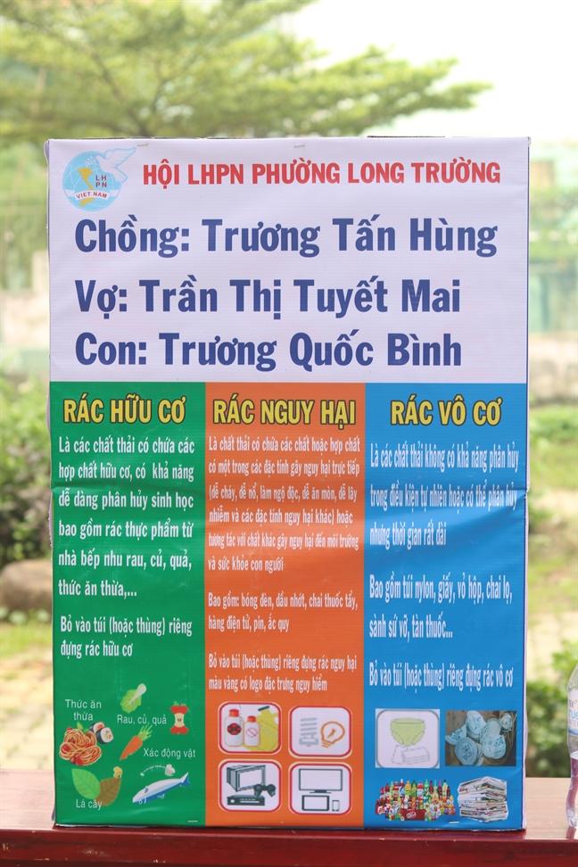 Phong phu nhung thung rac da nang duoc lam tu…rac