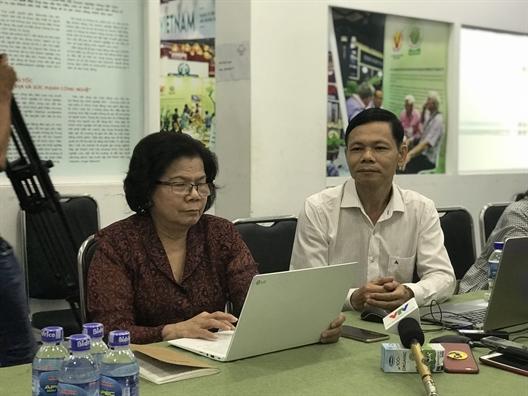Danh hieu 'Hang Viet Nam chat luong cao' duoc chao ban 120 trieu dong