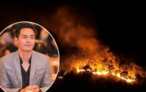 Từ chuyện MC Phan Anh xin lỗi sau vụ cháy rừng ở Hà Tĩnh
