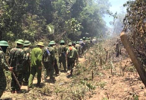 Lãnh đạo Hà Tĩnh nói gì khi không đề xuất huy động máy bay chữa cháy rừng