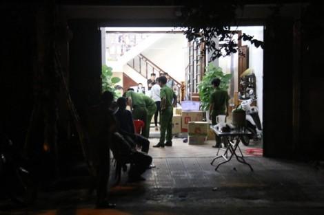 Công an bất ngờ khám xét trụ sở của 'ông trùm vận tải' xứ Huế