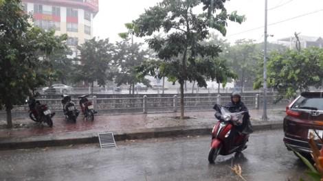Xuất hiện mưa 'vàng' ở các tỉnh miền Trung
