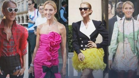 Celine Dion gầy trơ xương: Đến bao giờ mới quên người chồng quá cố?