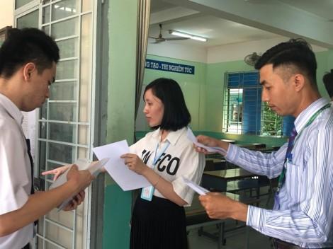 Chấm thi THPT quốc gia 2019: Khó bị điểm liệt môn văn
