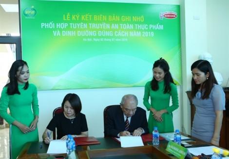 Acecook Việt Nam hợp tác nâng cao nhận thức cộng đồng về an toàn thực phẩm