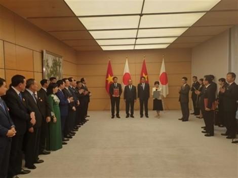 Nhật viện trợ 745 triệu yên cho dự án học bổng phát triển nguồn nhân lực Việt Nam