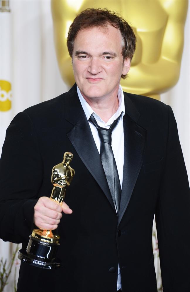 Dao dien Quentin Tarantino tuyen bo gia tu su nghiep