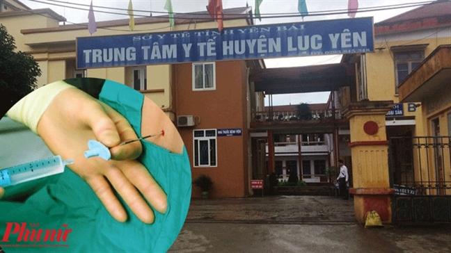 San phu 28 tuoi o Yen Bai tu vong khi sinh con bang phuong phap gay te tuy song