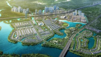 Vinhomes chính thức ra mắt 'thành phố thông minh – công viên' Vinhomes Grand Park