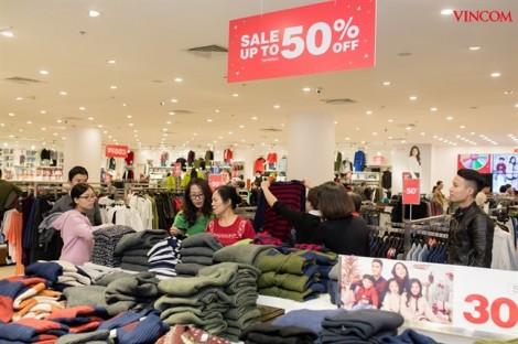 Hơn 800 thương hiệu khuyến mãi đặc biệt trong mùa lễ hội Red Sale Carnival 2019