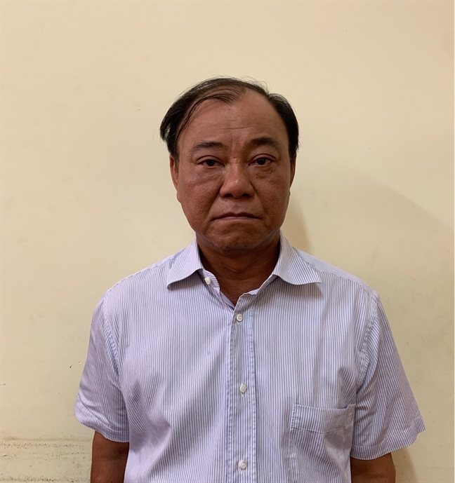 Khoi to, bat tam giam ong Le Tan Hung, nguyen Tong Giam doc Tong Cong ty Nong nghiep Sai Gon