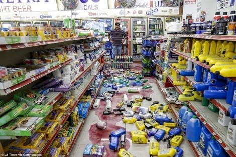 Miền Nam California có thể tiếp tục hứng chịu động đất vào tuần tới