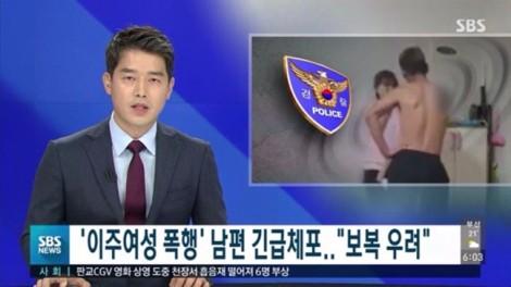 Truyền thông Hàn Quốc phẫn nộ việc nàng dâu Việt bị chồng Hàn đánh đập tàn nhẫn
