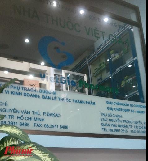 Tai sao 300 nha thuoc o TP.HCM chua noi mang du lieu duoc quoc gia?