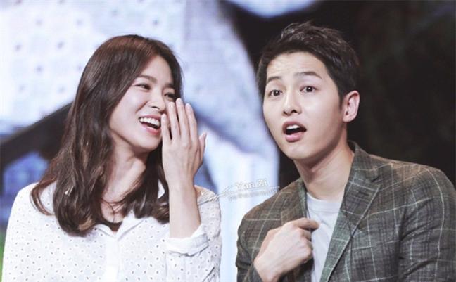 Vu ly hon am i cua Song - Song: Phia sau su im lang cua Song Hye Kyo la gi?