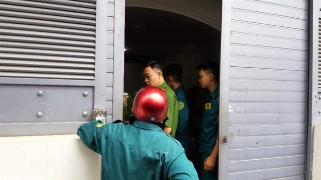 Nu sinh vien que Dong Nai chet trong phong tro o quan Binh Thanh voi nhieu vet thuong
