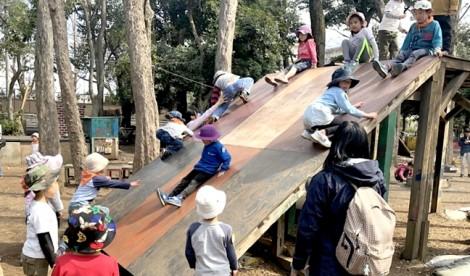 Cách người Nhật dạy trẻ đối diện với rủi ro