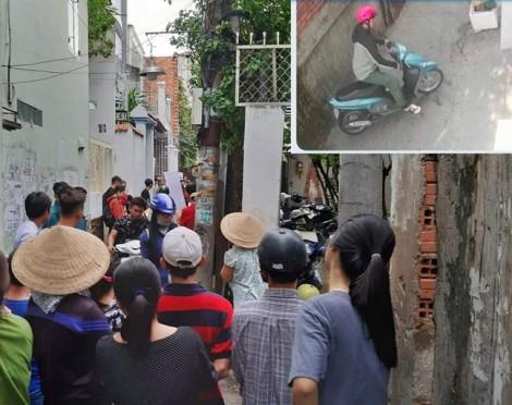 Camera giúp xác định nhanh nghi phạm giết nữ sinh viên 19 tuổi ở quận Bình Thạnh
