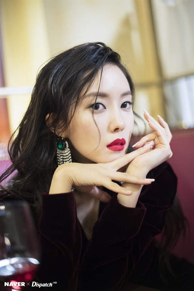 Nu rapper xuat sac Kpop Hyomin (T-ara) tan cong thi truong Viet Nam