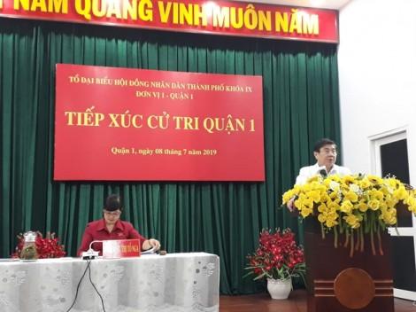 Chủ tịch UBND TP.HCM Nguyễn Thành Phong cam kết tuyến metro số 1 sẽ vận hành đúng kế hoạch