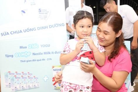 Nestlé Việt Nam ra mắt sản phẩm mới