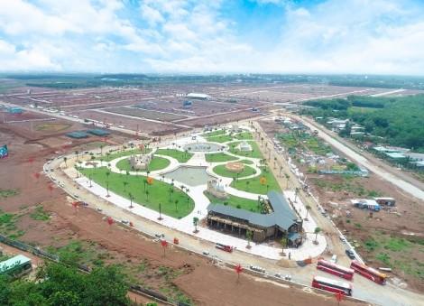 Diện mạo khu đô thị phức hợp Cát Tường Phú Hưng tại Bình Phước sau 6 tháng ra mắt