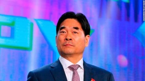 Ông trùm bất động sản Trung Quốc bị bắt vì lạm dụng tình dục trẻ em