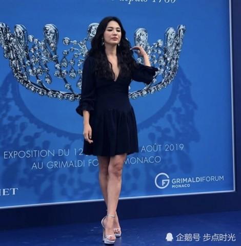 Diện mạo đối lập của Song Hye Kyo và Song Joong Ki sau ly hôn