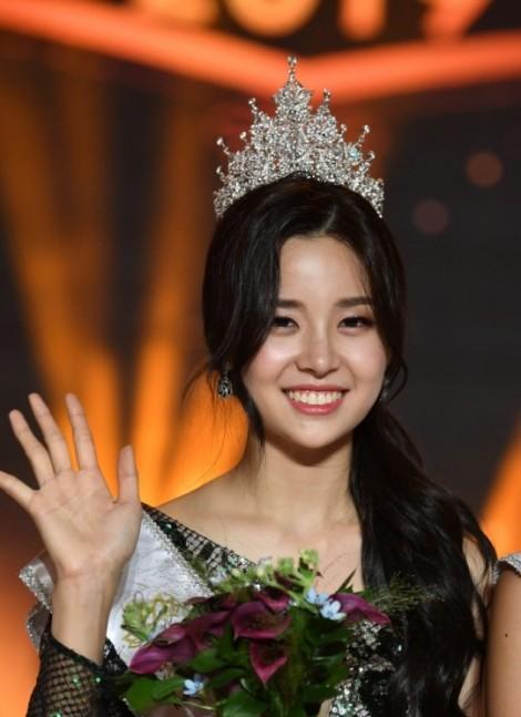 Nhan sắc mĩ miều của tân Hoa hậu Hàn Quốc 2019
