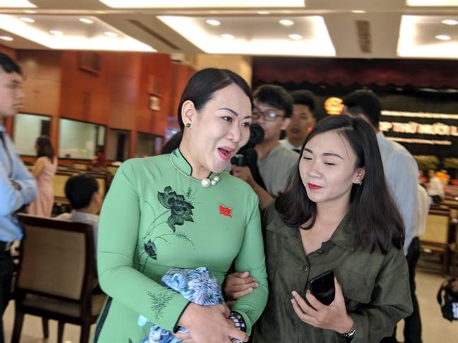 PGS.TS. Phan Thi Hong Xuan khang dinh Tokyo da tung dung lu de chong ngap