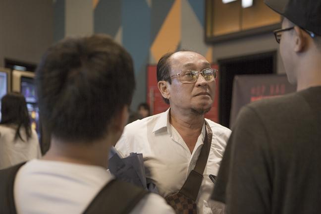 Nghe si Duy Phuong quay tro lai dong phim, chanh long vi minh khong phai la 'ngoi sao'