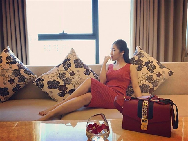 Huong Tram: 7 nam gia nhap showbiz va gia tai do so
