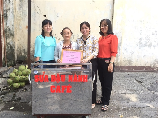 Trao phuong tien lam an: khong lam lay co!