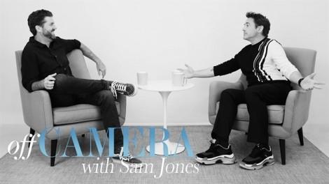 Robert Downey Jr: 'Người Sắt khiến tôi trở thành con người khác'
