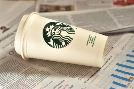 Starbucks sẽ ngừng… bán báo!