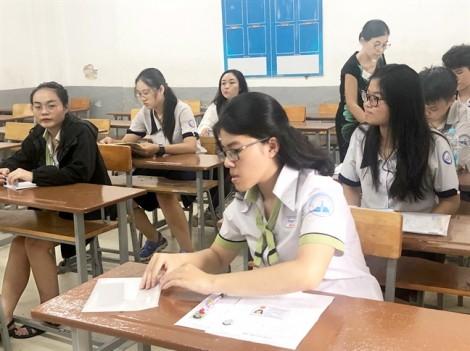 Thấy gì từ kết quả kỳ thi THPT quốc gia '2 trong 1'?