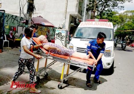Trung tâm 115 'méc' Sở Y tế việc các bệnh viện lớn khó chịu khi nhận bệnh nhân cấp cứu