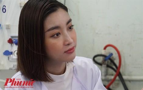 Đỗ Mỹ Linh- Hoa hậu Việt Nam đầu tiên đăng ký hiến tạng
