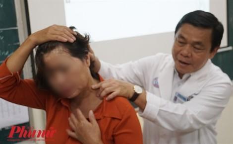 Bị túi phình khổng lồ động mạch não, bác sĩ 'phán' rối loạn tiền đình, bệnh nhân suýt chết