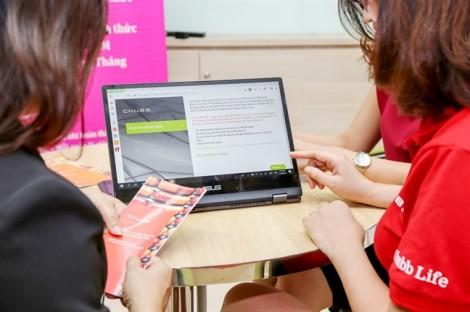 Chubb Life Việt Nam triển khai trang thông tin Hồ sơ yêu cầu bảo hiểm trực tuyến