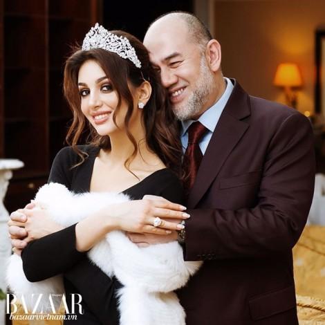 1 năm sau khi cưới Hoa hậu Nga, từ bỏ ngai vàng, cựu vương Malaysia lại ly hôn