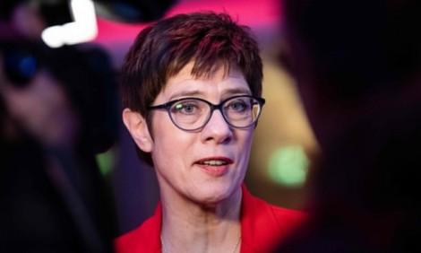 Bộ trưởng Quốc phòng mới của Đức