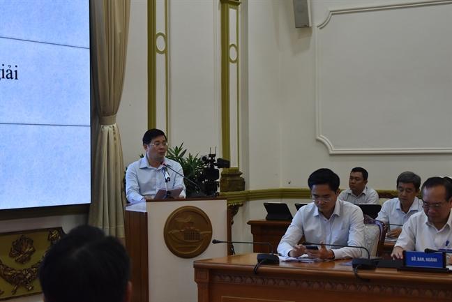 2 nam khong thay nha may xu ly rac, ong Nguyen Thanh Phong yeu cau giam doc so cam ket