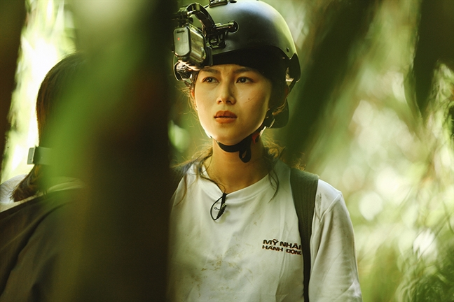 Dien vien Ngoc Thanh Tam: 'Nuoc mat toi roi da du cho 1 nam nay roi'