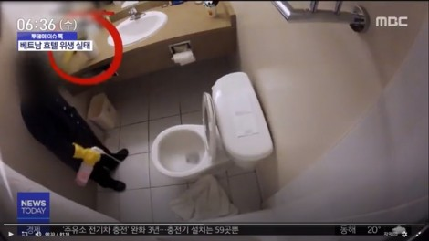 Truyền thông Hàn Quốc rùng mình trước cách dọn phòng khách sạn ở Việt Nam