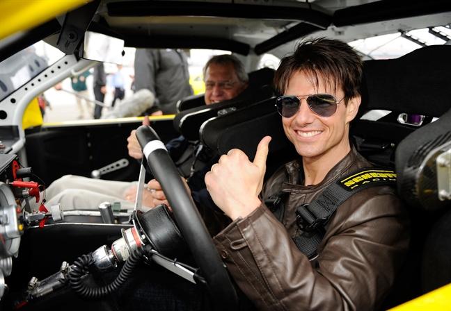 Tom Cruise: Suc hut o tuoi 60