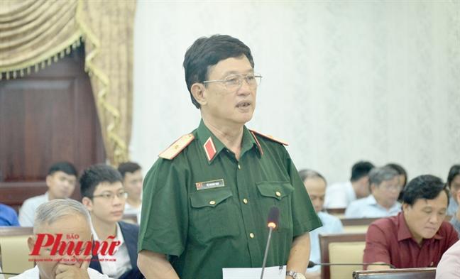 PGS.TS. Phan Xuan Bien: 'Sach giao khoa chi co 13 dong ve chien tranh bao ve bien gioi Tay Nam'