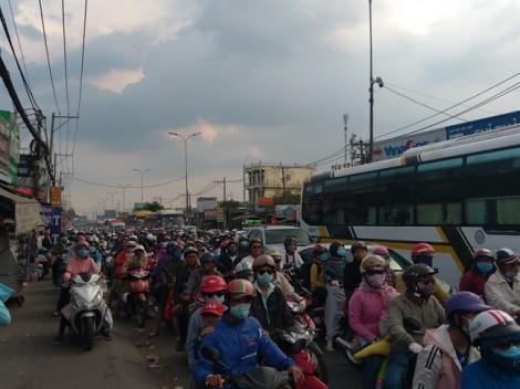 Giám đốc Công an TP.HCM: 'Chỉ chưa thấy xe gắn máy… leo lên nóc xe hơi để chạy'