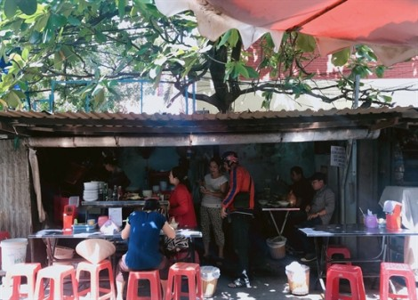 Hít hà tô cháo 'bụi' gắn bó với Sài Gòn gần nửa thế kỉ ở quận 10