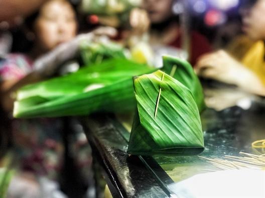 Bi an tao nen suc hap dan cua xe xoi ngot 'huyen thoai' o duong Tran Phu